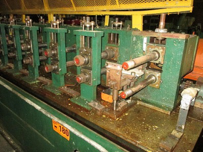 DAHLSTROM 400-10 11 Stand Roll Former Image