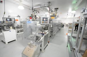 BARTELT IM 914A 2-auger horizontal solid dose pouch filler Image