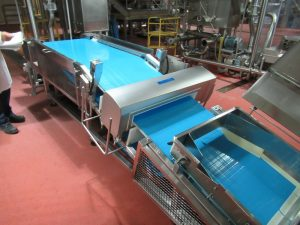 CS010 – Secondary inspection conveyors