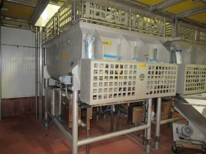 CS101 – A&M Process double ribbon blenders