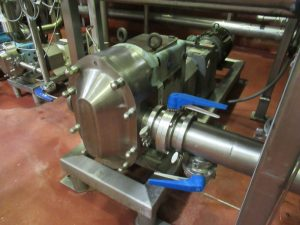CS111 – Waukesha positive displacement pump