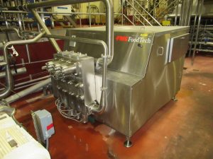 CS122 – FMC Food Tech piston pump B
