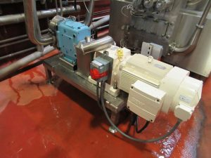 CS123 – Waukesha positive displacement pumps