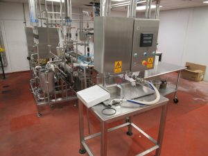 CS139 – Intasept aseptic filling system