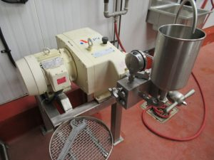 CS145 – APV lab homogenizer