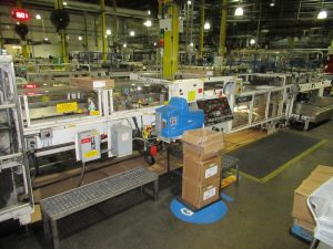CS150 – Label & Palletizing Line 2