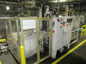 CS151 – Label & Palletizing Line 3
