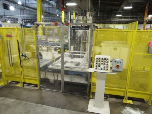 CS152 – Label & Palletizing Line 4