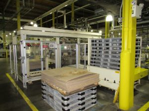 CS153 – Label & Palletizing Line 6