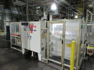 CS154 – Label & Palletizing Line 7