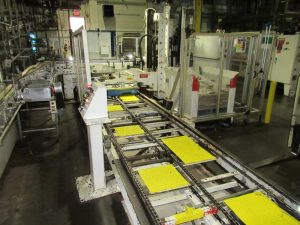 CS155 – Label & Palletizing Line 8
