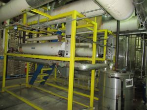 CS170 – (4) Tube-in-tube heat exchangers