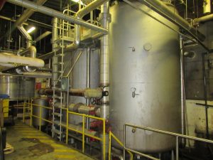 CS172 – (2) Carbon filtered tanks (CS)