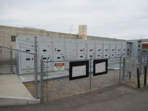 CS183 – High voltage switchgear