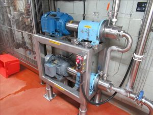 CS023 – Waukesha high shear pumps