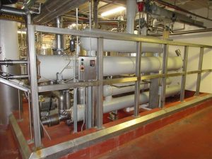 CS030 – Ammonia Heat Exchanger