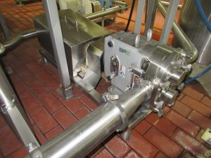 CS047 – Waukesha positive displacement pumps