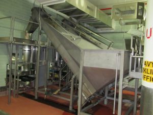 CS006 – Matching pair of hopper loader conveyors