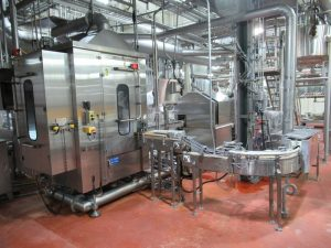 CS070 – Can filling line C