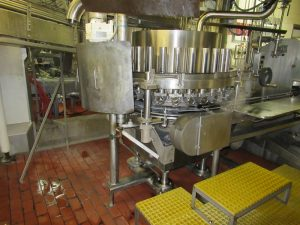 CS074 – Can filling line U
