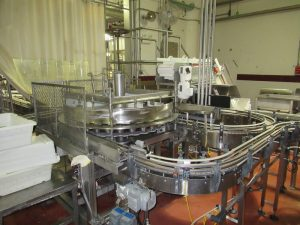 CS075 – Multi product filling line W