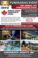 3rd Annual DFC Fundraising Event