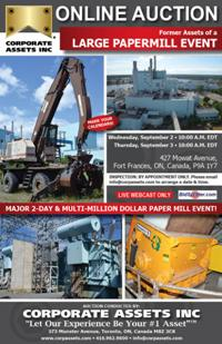 Large Papermill Event