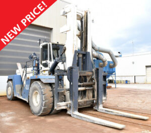SVETRUCK 52120 Heavy Duty Outdoor Diesel Forklift - PRICE REDUCED! Image