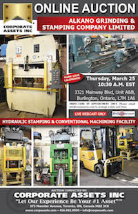 Alkano Grinding & Stamping Company Limited