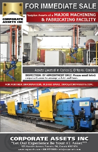 Machining & Fabricating Facility Brochure Coming Soon