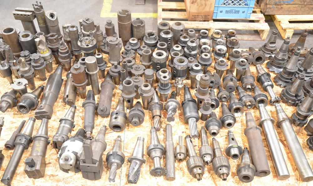 LARGE SELECTION of CAT 50 & 50 taper tool holders